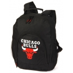 Forever NBA Black Backpack Chi. Bulls
