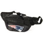 Forever NFL Black Fanny Pack New England Patriots