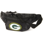 Forever NFL Black Fanny Pack Green Bay Packers