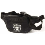 Forever NFL Black Fanny Pack Oakland Raiders