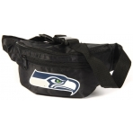 Forever NFL Black Fanny Pack Seattle Seahawks