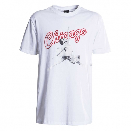 K1X Chicago Tee White