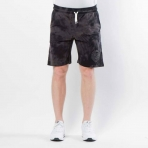 Mass DNM Base Tiedye Sweatshorts Black