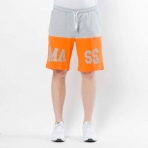 Mass DNM Master Sweatshorts Orange