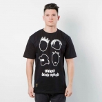 Mass DNM Dead Squad Graphic T-Shirt Black