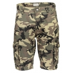 Shine Original Cargo Shorts Military Print