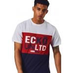 Ecko Unltd Silverstone T-Shirt White