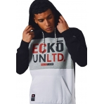 Ecko Unltd Course Over Head Hood Antracit