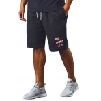 Ecko Unltd Longcross Fleece Short Dark Grey