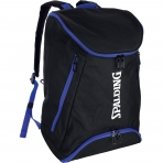 Spalding Backpack Black/Royal 40L (50 X 40 X 25 Cm)