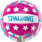 Spalding Beachvolley Miami Sz.5 Pink/White