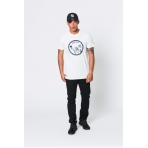 New Era MLB Tričko MLB Landmark Tee New York Yankees - White