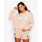 Ellesse Heritage Cristi Oh Loopback Fleece Strawberry Cream