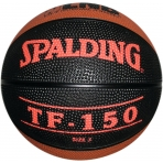 Spalding LNB TF150 OUTDOOR SZ. 3 orange/black