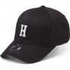State Of Wow Šiltovka Hotel Baseball Cap - Crown 2 - Black/White - Strapback