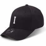 StateOf Wow Šiltovka India Baseball Cap - Crown 2 - Black/White - Strapback