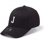 State Of Wow Šiltovka Juliet Baseball Cap - Crown 2 - Black/White - Strapback