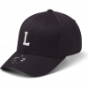 StateOf Wow Šiltovka Lima Baseball Cap - Crown 2 - Black/White - Strapback
