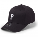 StateOf Wow Šiltovka Papa Baseball Cap - Crown 2 - Black/White - Strapback