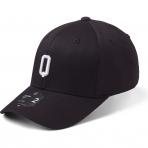 StateOf Wow Šiltovka Quebec Baseball Cap - Crown 2 - Black/White - Strapback