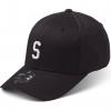 StateOf Wow Šiltovka Sierra Baseball Cap - Crown 2 - Black/White - Strapback
