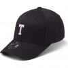 State Of Wow Šiltovka Tango Baseball Cap - Crown 2 - Black/White - Strapback