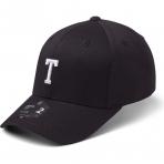 StateOf Wow Šiltovka Tango Baseball Cap - Crown 2 - Black/White - Strapback