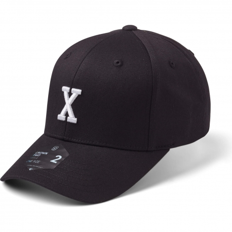 State Of Wow Šiltovka X-Ray Baseball Cap - Crown 2 - Black/White - Strapback