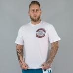 Mafia & Crime Never Surrender Shirt White