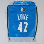 NBA Minnesota Timberwolves Love K.Nr.42 Drawstring Backpack