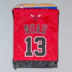 NBA Chicago Bulls Noah J.Nr.13 Drawstring Backpack