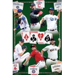 MLB Poster - Ace Pitchers