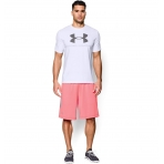 Under Armour Sportstyle Logo Graphic T-Shirt White