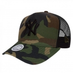 New Era Šiltovka Mlb New Era 940W Camo Team Aframe Trucker Wmns New York Yankees