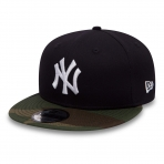 New Era Šiltovka Mlb New Era 950 Team Camo New York Yankees Navy