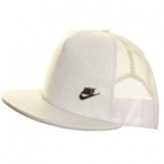 NIKE FTLK LEATHER TRUCKER CAP