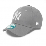 New Era Šiltovka Mlb New Era 940K Mlb League Basic New York Yankees Gray/Wht
