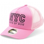 State Of Wow Šiltovka Toronto Youth Baseball Trucker Pink