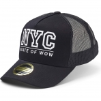 State Of Wow Šiltovka Toronto Youth Baseball Trucker Black