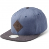 State Of Wow Šiltovka Off Spring Snap Back Upfront Fv Cap Blue Mel Dk Grey Mel