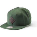 State Of Wow Šiltovka Off Spring Snap Back Upfront Fv Cap Spruce Brown