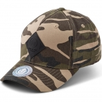 State Of Wow Šiltovka Off Spring Baseball Cap Camo Black