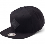 State Of Wow Šiltovka Off Spring 2 Snapback Cap Black Black