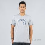 New Era MLB Tričko MLB Superscript Tee New York Yankees - White