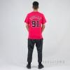 MITCHELL & NESS NBA TRADITIONAL TEE CHICAGO BULLS / DENNIS RODMAN No. 91 RED