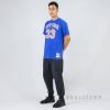 MITCHELL & NESS NBA TRADITIONAL TEE NEW YORK KNICKS / PATRICK EWING No. 33 ROYAL