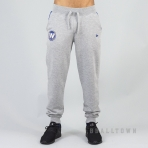New Era NBA Tepláky Tip Off Flc Track Pant Golden State Warriors - Grey