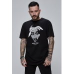 Cayler & Sons White Label Labeled Tee Black/White