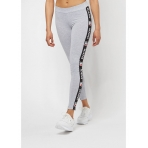Karl Kani Tape Leggings Heather Grey
