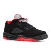 Nike Junior Air Jordan 5 Retro Low Basketball Trainers